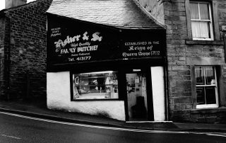 Butchers in Derbyshire