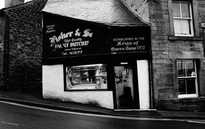 Butchers in Derbyshire