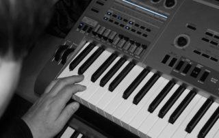 Played keys