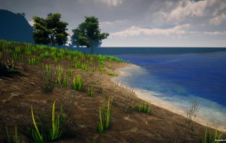 Gaia shore