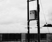 Power transformer in Warwickshire, England