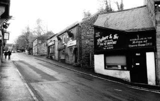 Butcher Street in Derbyshire, England
