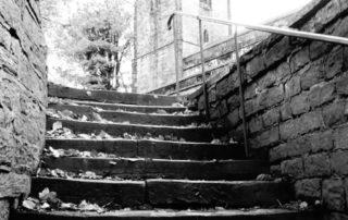 Cursed Steps