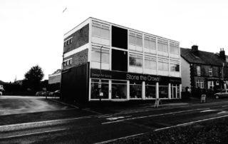 New Shop in Derbyshire, England
