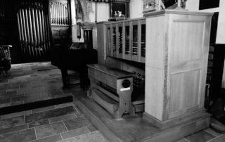 Organs Galore in Devon, England