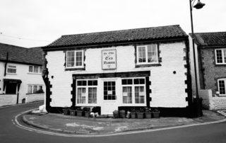 A tea shop in Norfolk, England