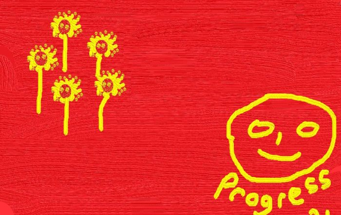 MMM Progress Album Cover